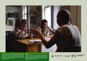 Консультування осіб із вадами слуху за допомогою сурдоперекладача